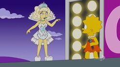 Ladygagasimpsons18