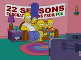 Vigésima segunda temporada/Gags