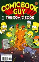 Comic Book Guy The Comic Book 5