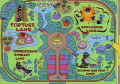 Itchy&ScratchyLand Map