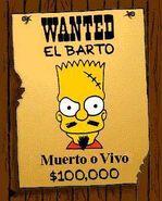 Buscado - El Barto