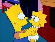Lisa & Bart