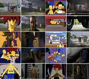 Simpsons Cabo de Miedo (9F22 El cabo del miedo)