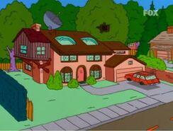 Casa simpson del futuro