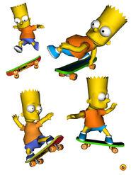 Simpsonssk8 790screen001