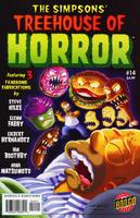 Treehouse of Horror Comics 14