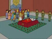 Los Simpsons Mao Tse Tung