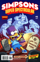 Simpsons Super Spectacular 16