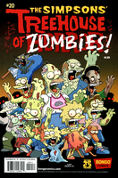 Treehouse of Horror Comics 20