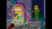 Homer and Lisa Exchange Cross Words (034)