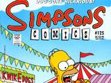 Simpsons Comics 125