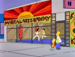250px-Springfield martial arts academy