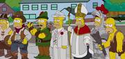 Bart & Homer´s Excelent Adventure