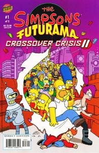 The Simpsons Futurama Crossover Crisis II 1