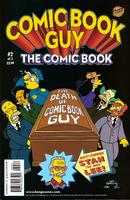 Comic Book Guy The Comic Book 2