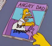 Cómic AngryDad