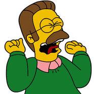 Mustache 0006 ned flanders