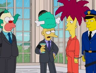 Simpsons.S26E01.Clown .in .the .Dumps .500x380