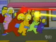 Simpsons teletubbies