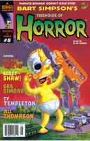Treehouse of Horror Comics 8