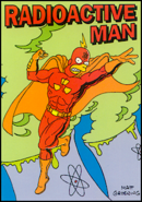 The simpsons Radioactive Man