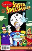 Simpsons Super Spectacular 13