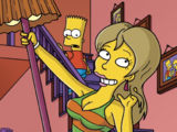 Homer And Marge Turn A Couple Play/Imágenes
