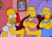 Homero siendo esclavo