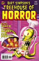 Treehouse of Horror Comics 12