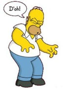 Homer Simpsonfrases Simpson Wiki En Español Fandom