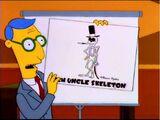 Rich Uncle Skeleton