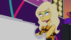 Lisa Goes Gaga promo 8