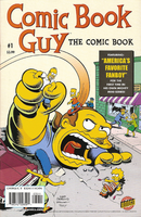 Comic Book Guy The Comic Book 1