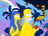 Simpsons Bible Stories/Imágenes