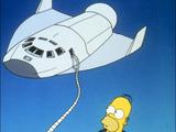 Deep Space Homer/Imágenes