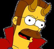 Flanders the Devil