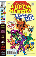 Radioactive Man Bongo Super-Heroes
