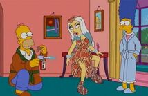 Lady-gaga-on-the-simpsons 1