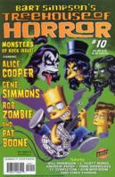 Treehouse of Horror Comics 10