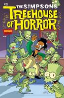 Treehouse of Horror Comics 21