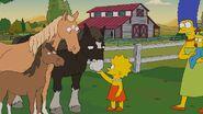 Simpsons 3 horses