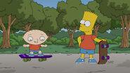 The Simpsons Guy promo 3