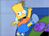 Bart Gets Hit By A Car