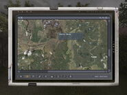 Electro Oasis - PDA Map view-location (Forest, Lost Alpha)