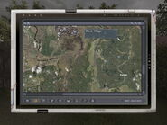 Music Village - PDA Map view-location (Forest, Lost Alpha)