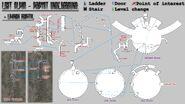 LA PripyatUnderground mapped