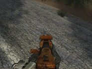 AK of the doomed one - iron sight view (Lost Alpha DC v1.4002) (1)