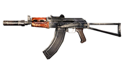 LA AK74 2U