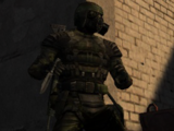 Skat-9 military armoured suit