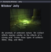 Witches' Jelly